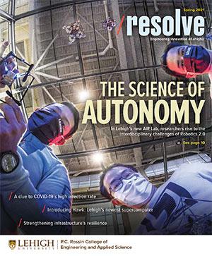 Resolve Magazine: Volume 1, 2021