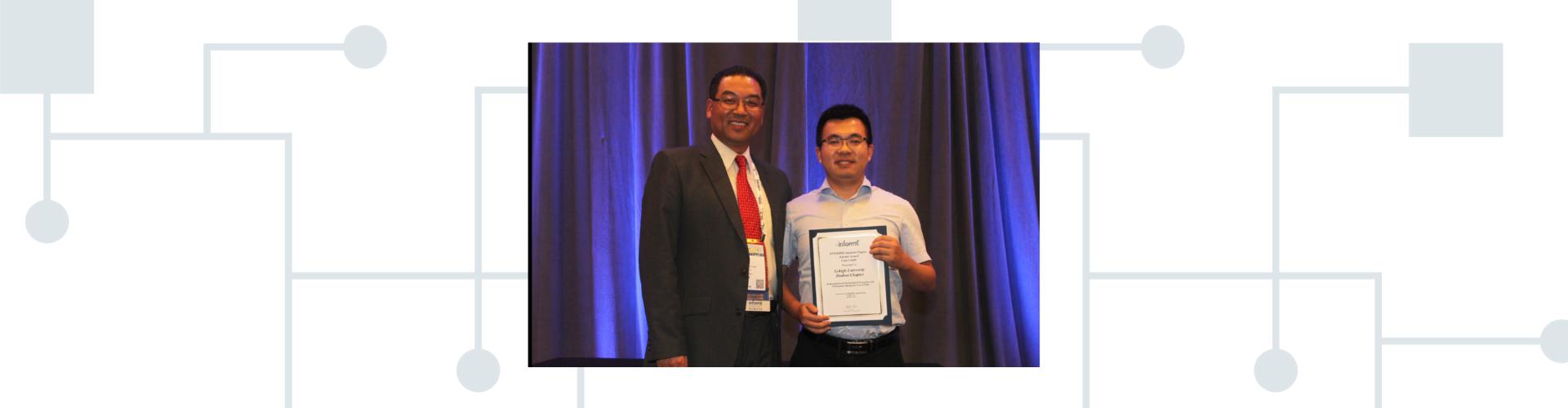 INFORMS award