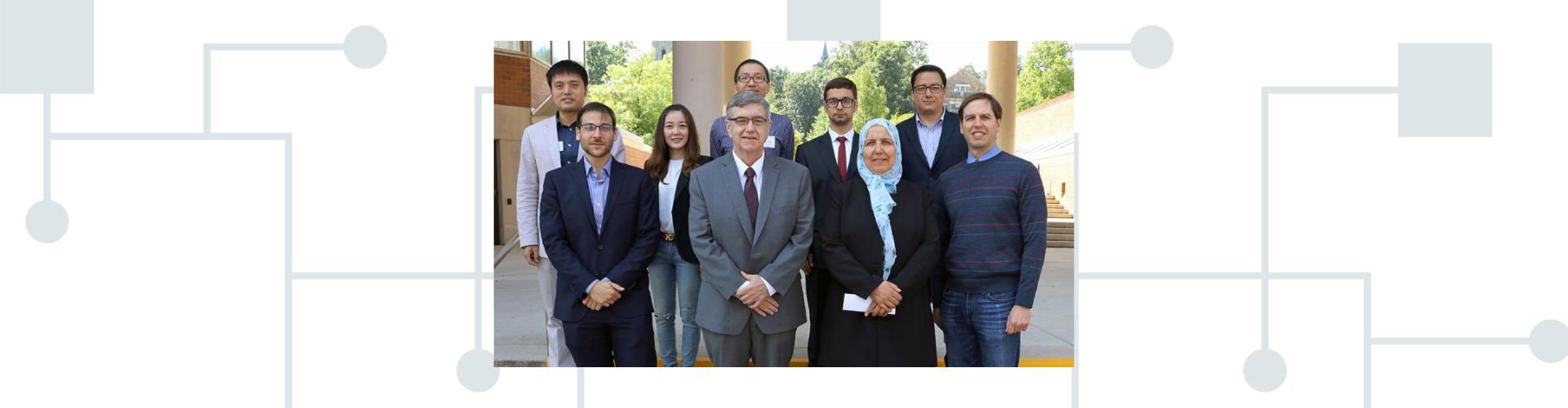 Lehigh Engineering faculty hires deepen interdisciplinary strength