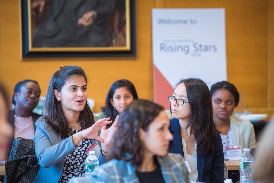 Aditi Chakrabarti at MIT Rising Stars