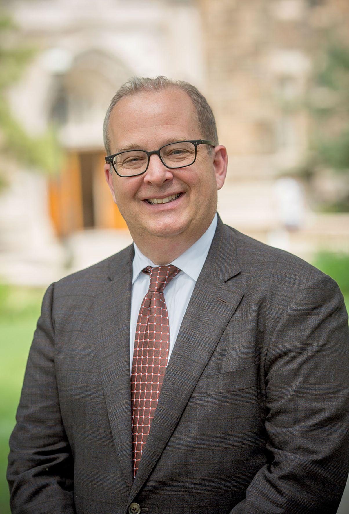 Rossin College Dean Steve DeWeerth