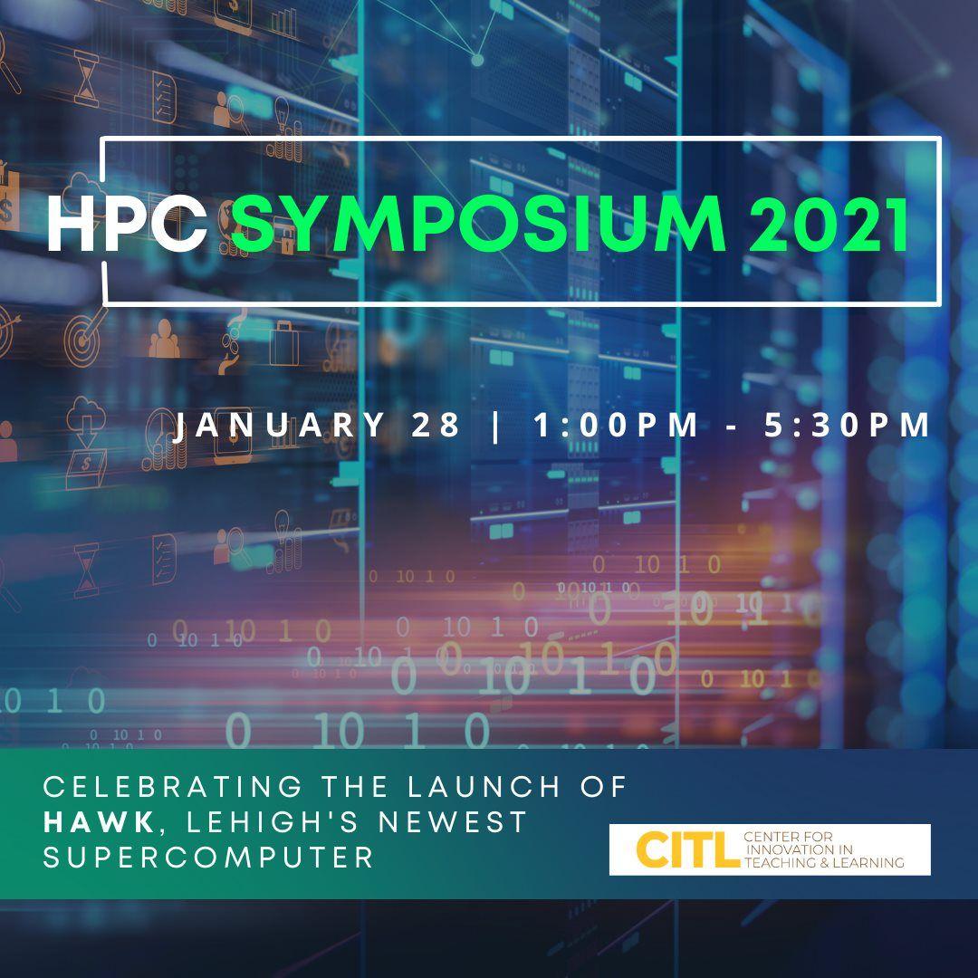 HPC Symposium Graphic