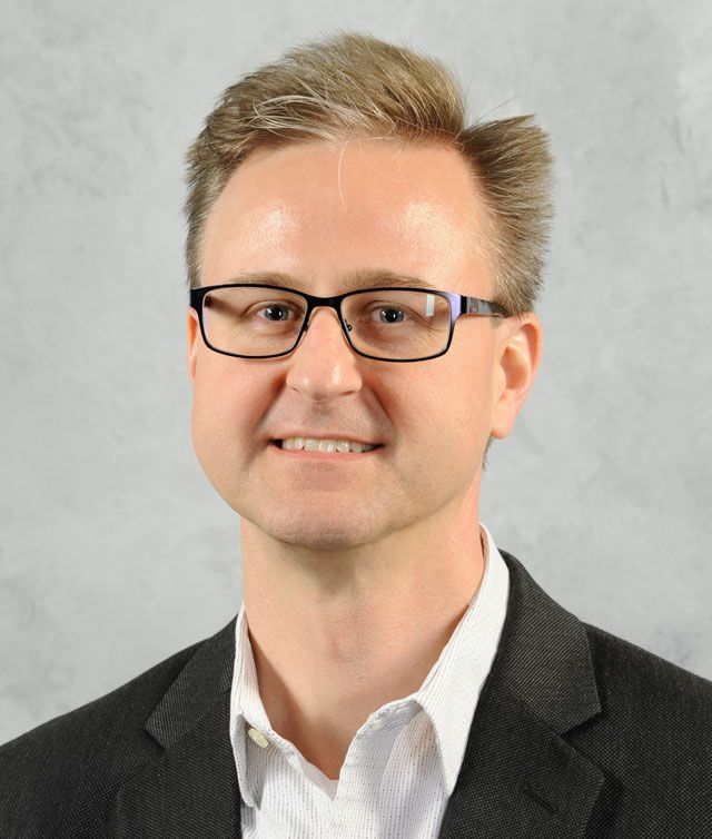 Associate Professor Jonathan Wierer