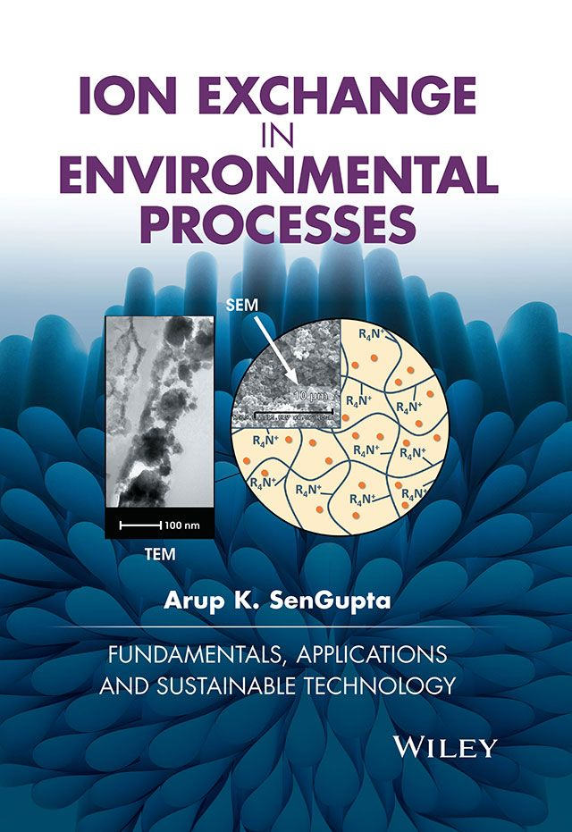 Ion Exchange in Environmental Processes: Fundamentals, Applications and Sustainable Technology