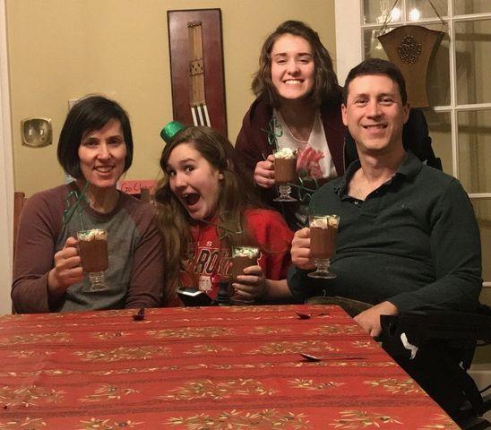 Vinci family photo