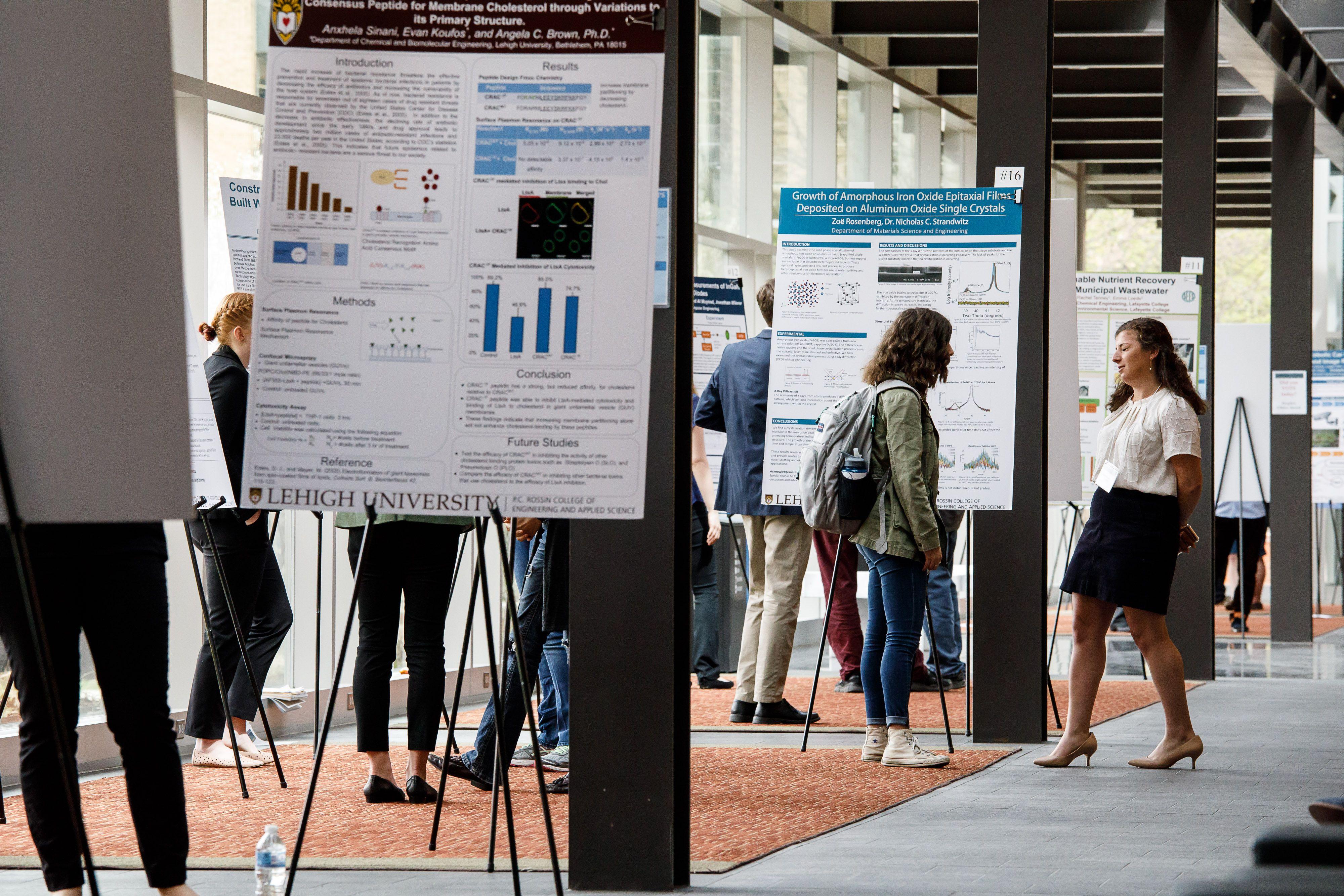 David and Lorraine Freed Undergraduate Research Symposium