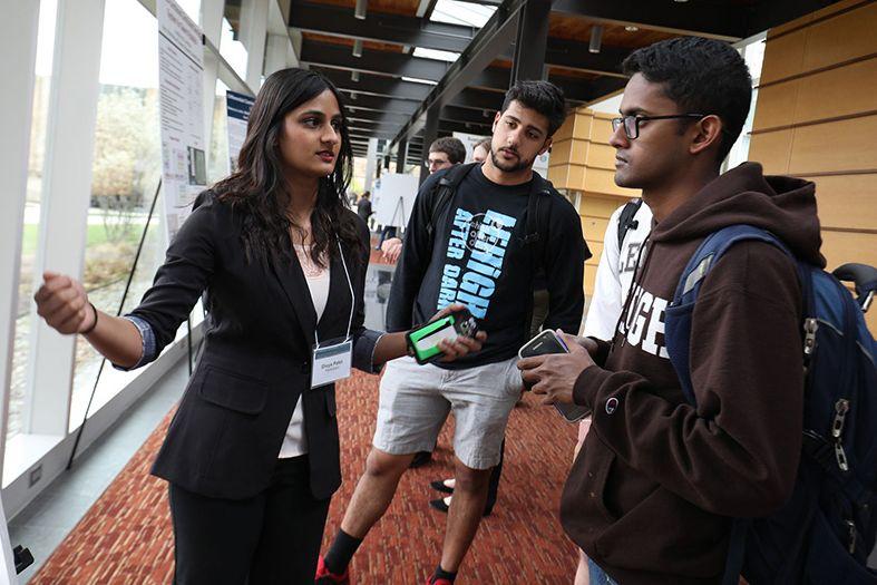 Lehigh Engineering Undergraduate Research Symposium