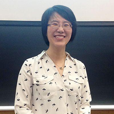 Ling Ju '18 Ph.D.