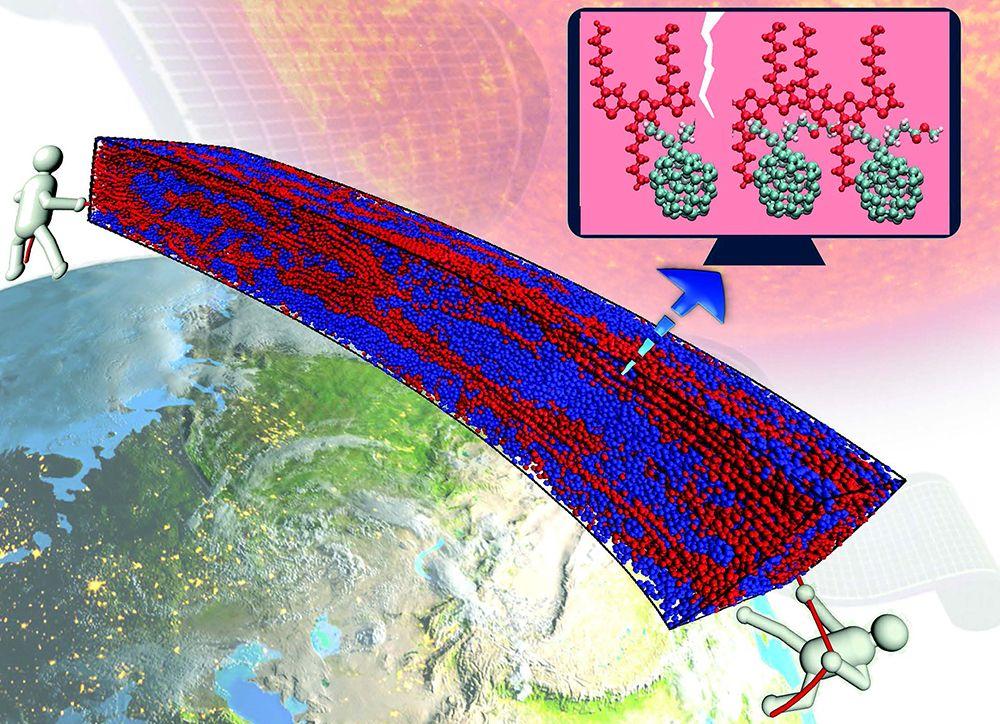 Solar cell illustration Credit: MechE Dept