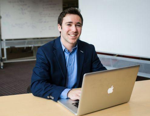 Ben Mesnik, Lehigh University student