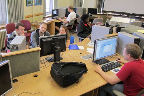 Computer-Aided Design (CAD) Laboratories