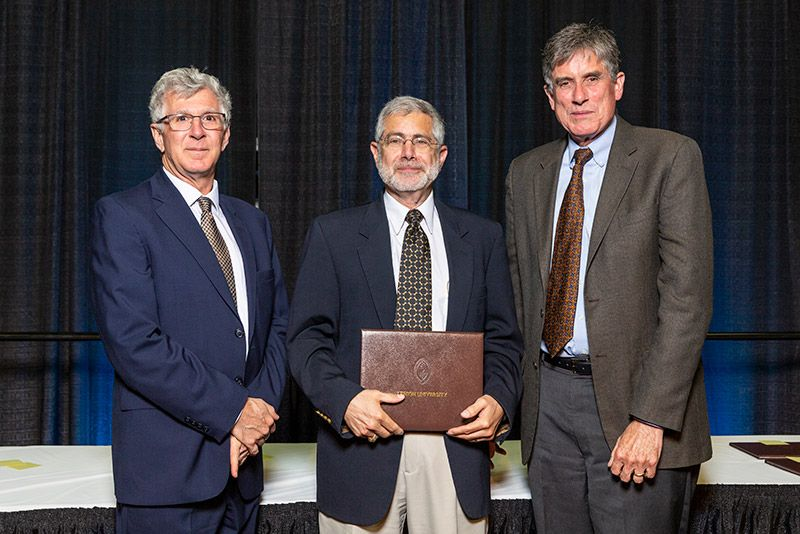 Vincent Grassi at 2019 Lehigh Awards Dinner