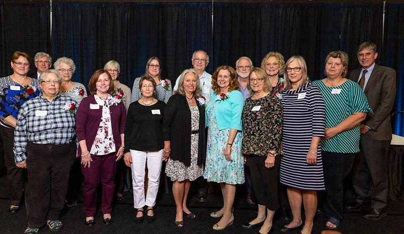 Lehigh University 2018-2019 retirees
