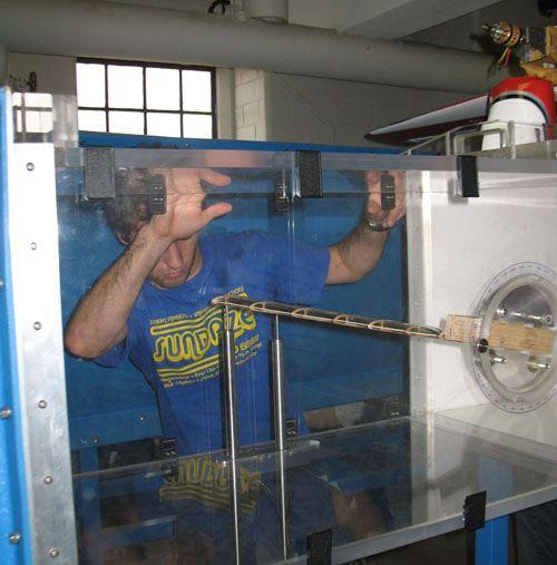 Wind Tunnel Laboratory