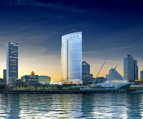 Pickard Chilton's Design of Northwestern Mutual Office Tower in Milwaukee
