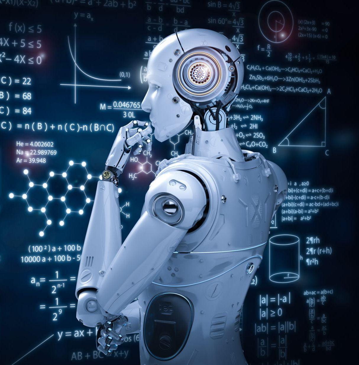 Robot Learning illo