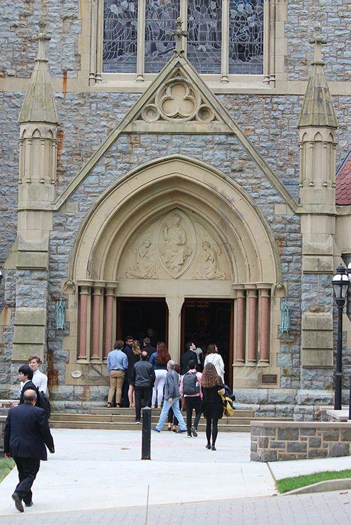 Packer Memorial Chapel