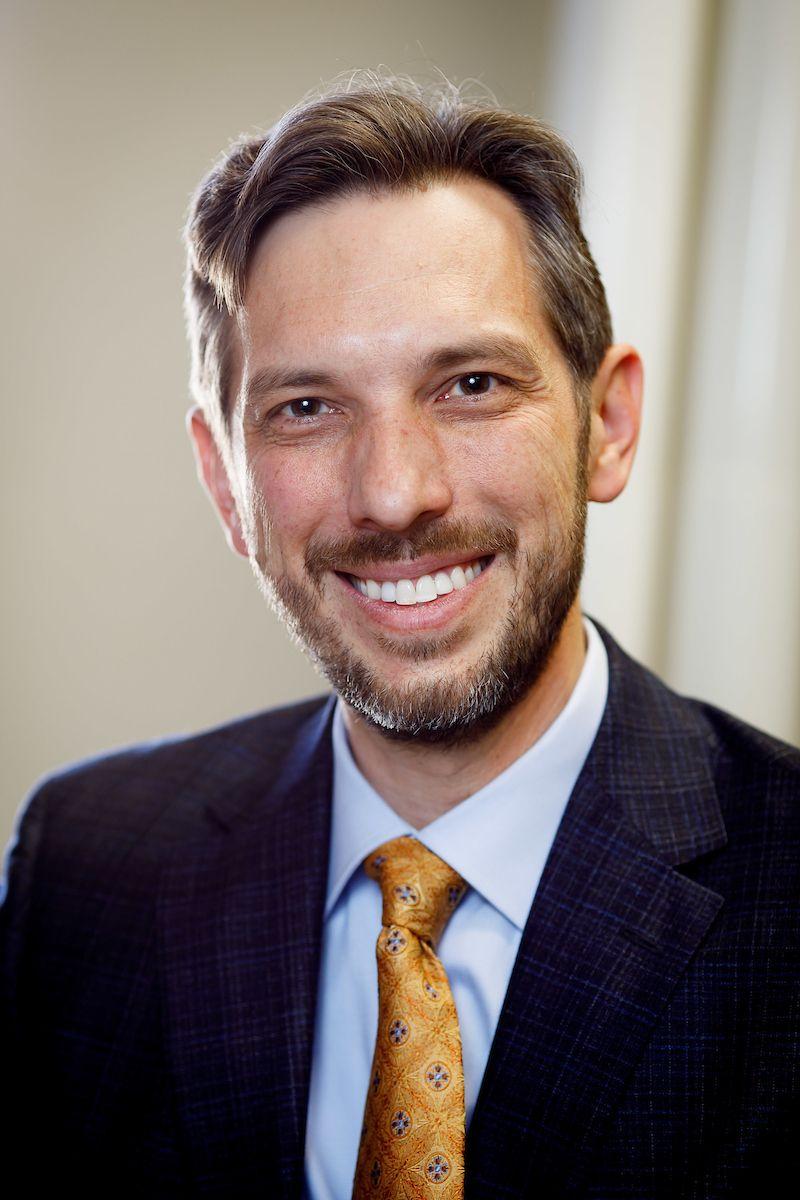 Dr. Justin Jaworski, Lehigh University