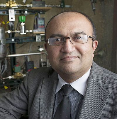 Mayuresh Kothare, R. L. McCann Professor and Chair ,Chemical and Biomolecular Engineering