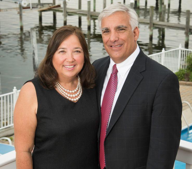 Sharon and James Maida