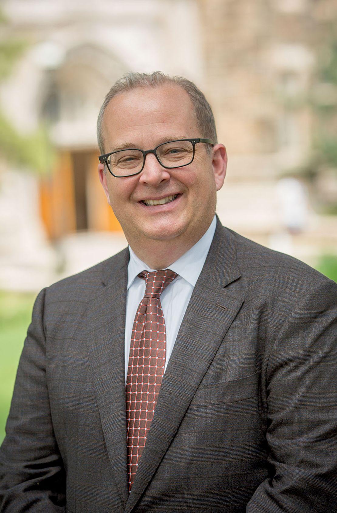 Dean Stephen P. DeWeerth