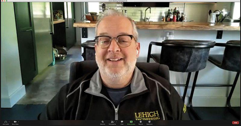Dean DeWeerth, Lehigh Engineering