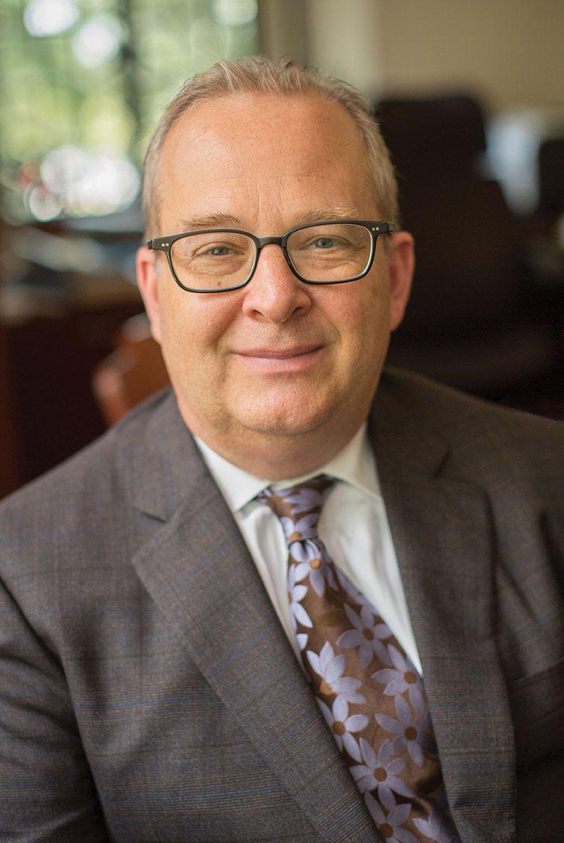 Dean Stephen P. DeWeeerth