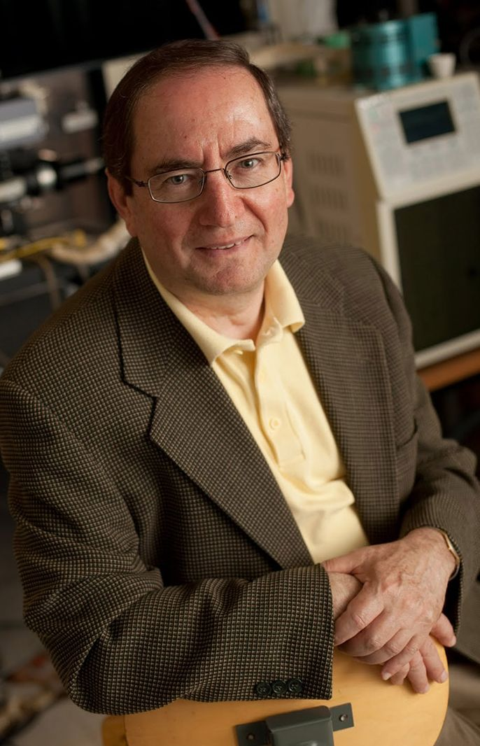 Israel E. Wachs, chemical and biomolecular engineering professor
