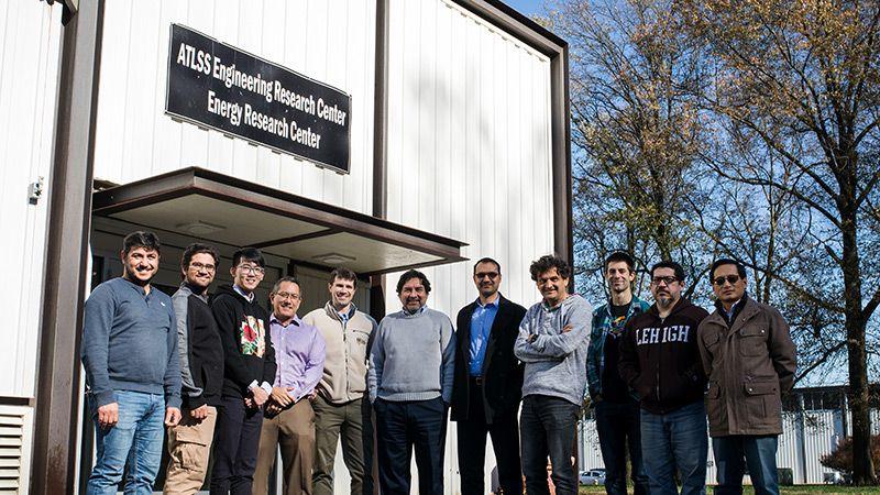 ERC and ATLSS researchers