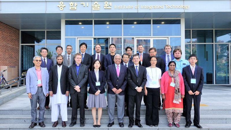 IAEA 2017 Working Group in Korea 2017