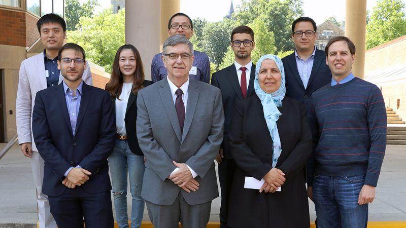 Nine new faculty members