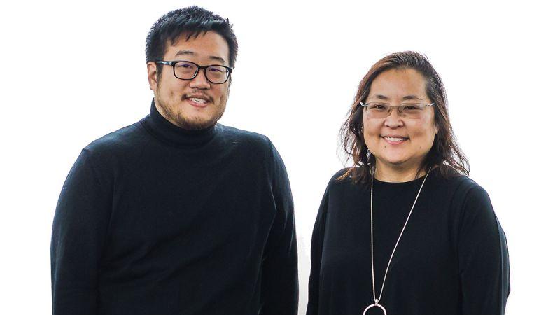 Brian Chen and Julie Miwa