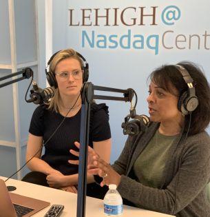 Lehigh@NasdaqCenter Podcast