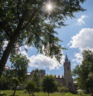 Lehigh University campus