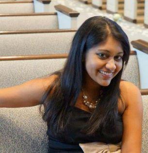 Anisha Chakrabarti '17G Ph.D.