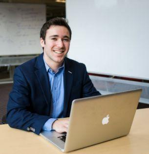 Ben Mesnik, Lehigh Unversity student