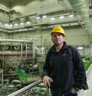 Eugenio Schuster, professor of mechanical engineering and mechanics
