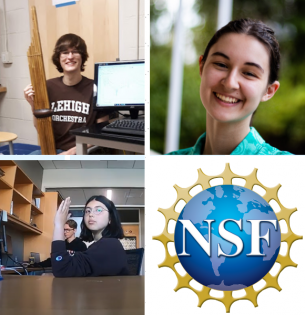 Students who did NSF REU 2021