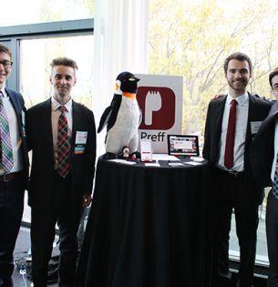 Preff startup team