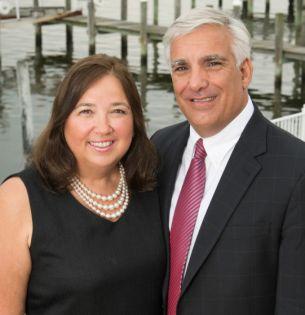James and Sharon Maida