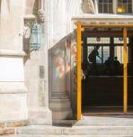 Packard lab open door