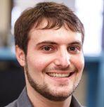 Matthew Bilsky, current adjunct professor and recent doctoral recipient, Mechanical Engineering and Mechanics