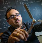 Arindam Banerjee, Associate Professor of Mechanical Engineering & Mechanics at Lehigh University