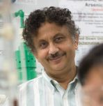 Arup K. SenGupta, Professor, Civil and Environmental Engineering and Chemical and Biomolecular Engineering, Lehigh University
