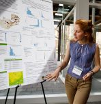 2018 Undergrad Research Symposium presenter