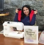 Arianna Pineiro and The Mending Project