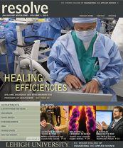 Resolve Magazine: Volume 1, 2012