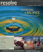 Resolve Magazine: Volume 1, 2013
