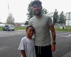 Little Armani and Big Reece