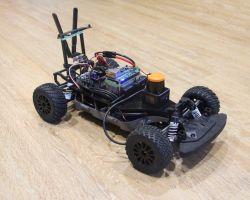 F1TENTH robotic vehicle